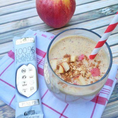Apple Peanut Butter Smoothie Recipe