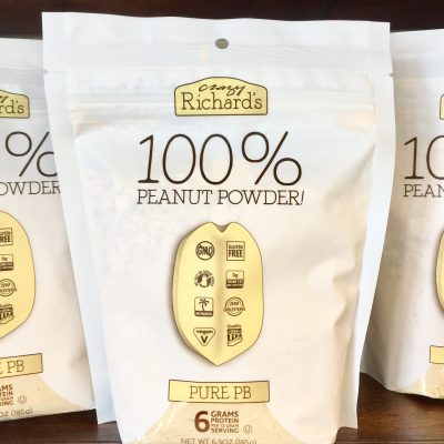 Benefits of Peanut Powder/Introducing Your Baby to Peanuts