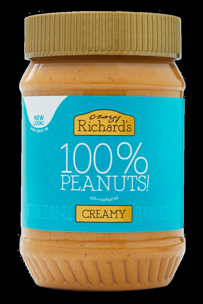 Creamy Peanut Butter Crazy Richard S