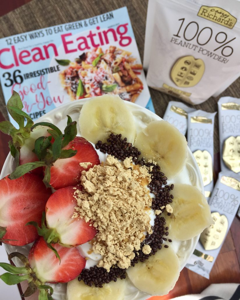 Clean Eating Magazine's 2017 Clean Choice Award Winner!
