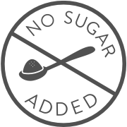 No Sugar Added